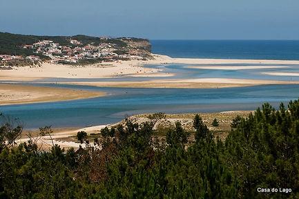 beach - FOZ DO ARELHO, Portugal
