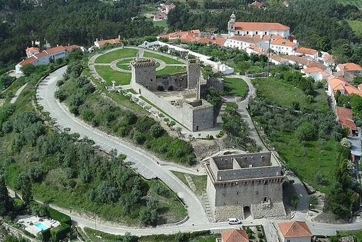 Medieval town of Ourem