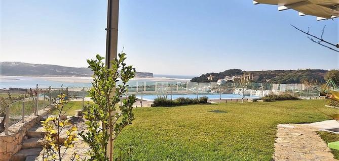 family holidays villa: barbecue views