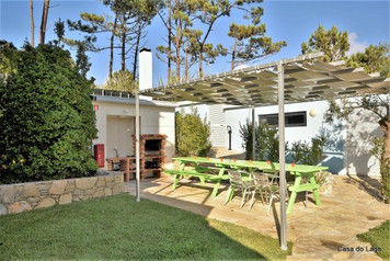 Barbecue at this family friendly villa holidays