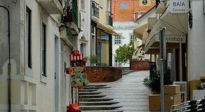 Silver Coast holidays: street view