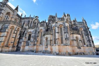 Batalha Monastery, UNESCO heritage