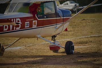 aircraft in the aero club
