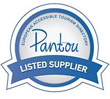 Logo of Pantou: European Accessible Tourism Directory