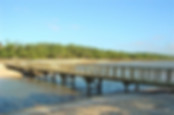Bridge of the walking nature activity holidays, Portugal