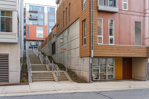 Terrace Stairway, Townhouses.jpg