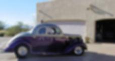 Tucson Differential - Custom Hotrod Axles