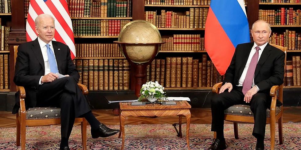 The Biden-Putin Meeting in Geneva – An analysis