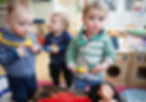 Cavendish Lodge Nurseries & Pre-Schools you local 'Outstanding' Nursery baby room photo.