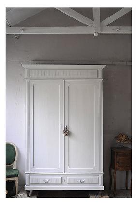 arles french antique wardrobe