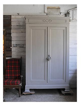 Pyrenees french antique wardrobe london