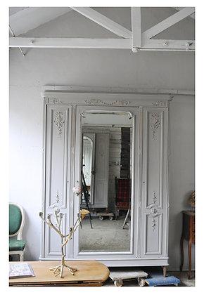 Josephine 2 french antique wardrobe london