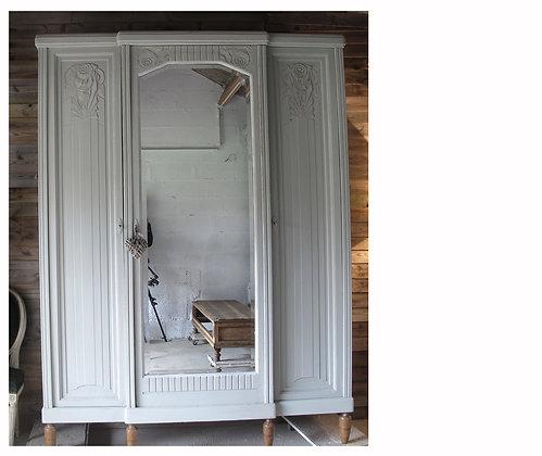 New Honfleur French Antique Wardrobe