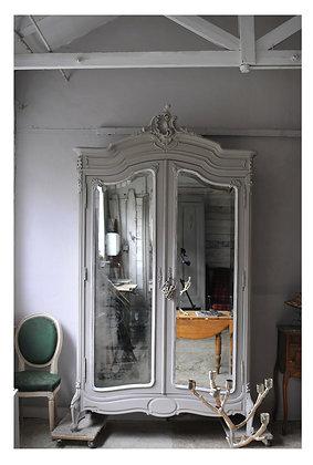 Vertus french antique Wardrobe  london