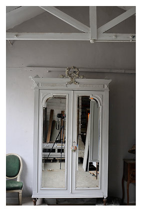 Chatou french antique wardrobe london