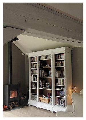 Henri III - Antique Bookcase