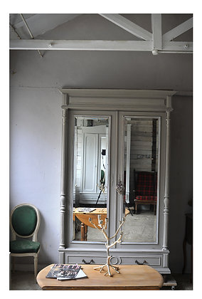 Damville french antique Wardrobe london