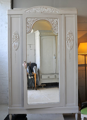 Provence Antique Wardrobe