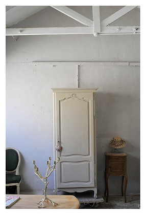 Canelle II french antique wardrobe london