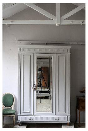 Pepe french antique wardrobe london