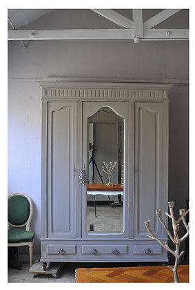 Baux french antique wardrobe london