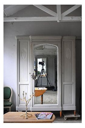 Serf french antique Wardrobe london