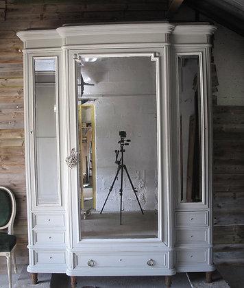 L'impressionnisme Wardrobe french antique wardrobe