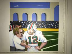Bob Greise painting
