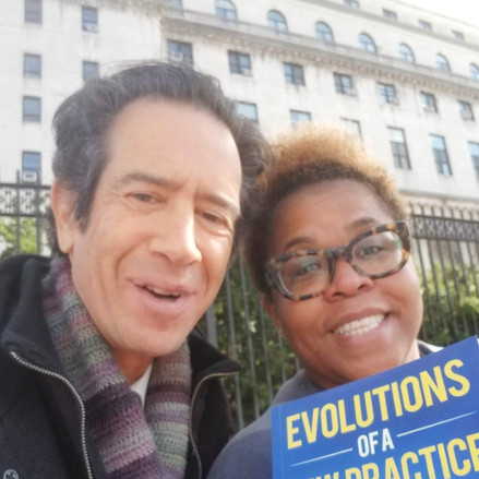 Barry and Fania Jean