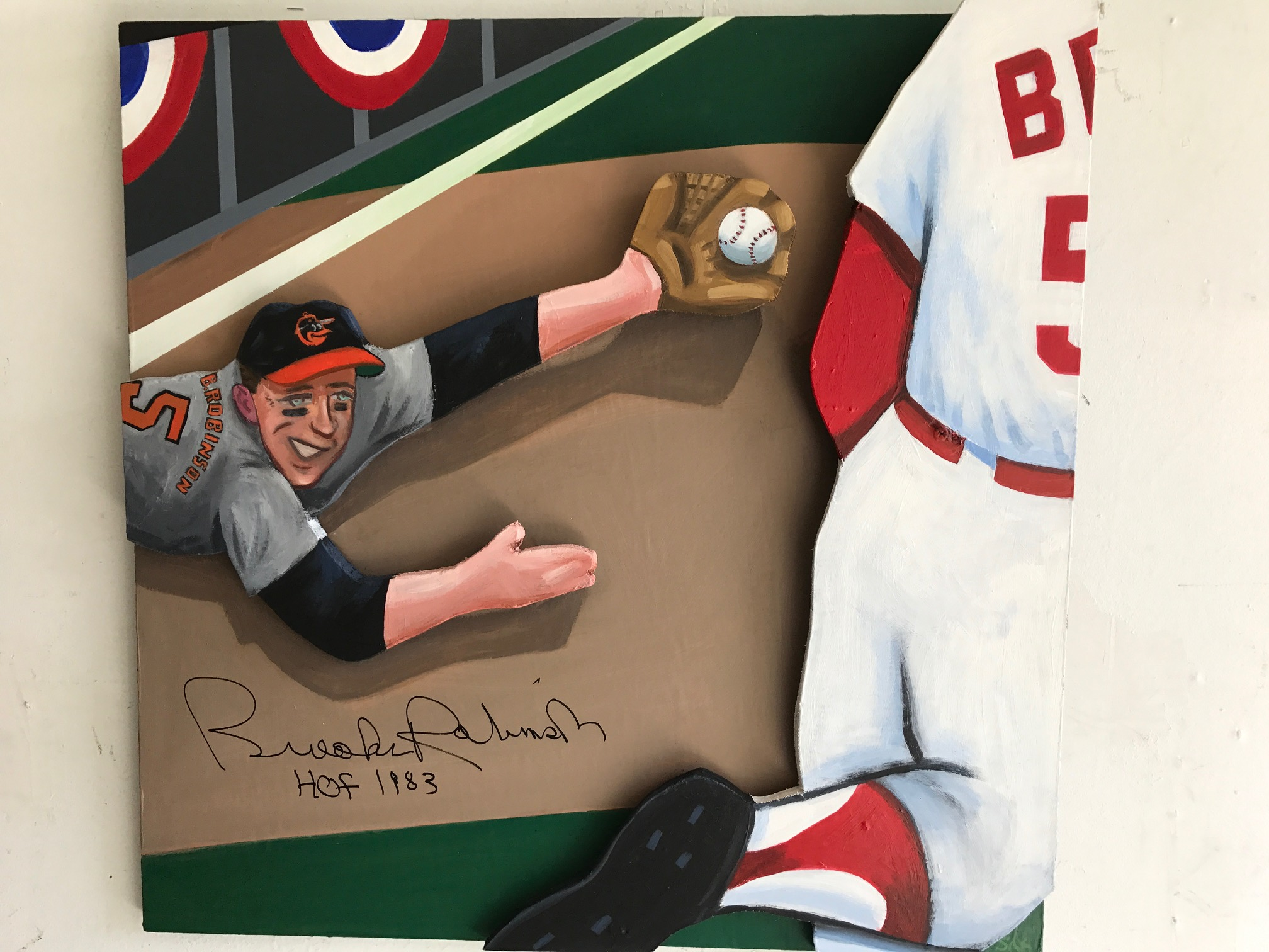 Brooks Robinson new