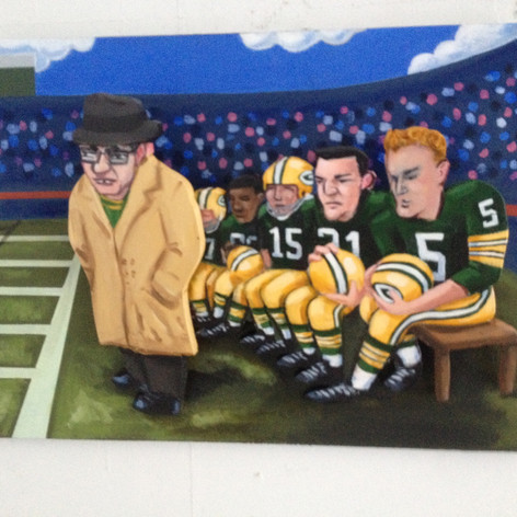 Vince Lombardi and Green Bay Pakers