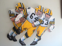 Packers Jerry Kramer/Fuzzy Thurston