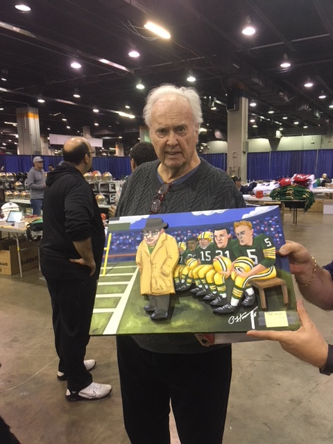 Paul Hornung Golden Boy