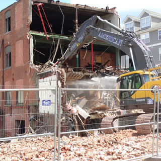 223 Canal Street Demolition