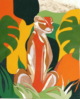 Safari Textile Collection - Cheetah