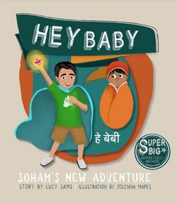 Soham's Book Cover