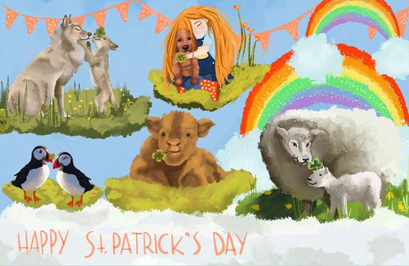 Irish Friends Party