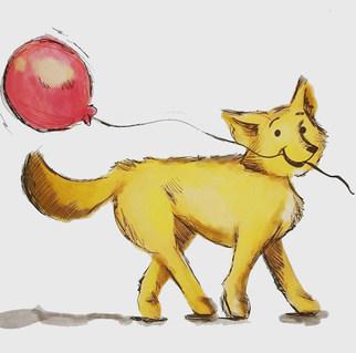 Meatball & His Balloon