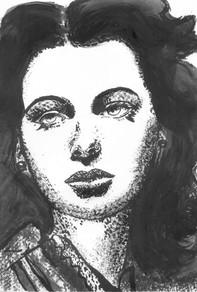 Ledy Lamarr - Indigo Ink