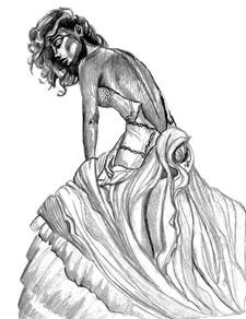 Figure Drawing - Pencil