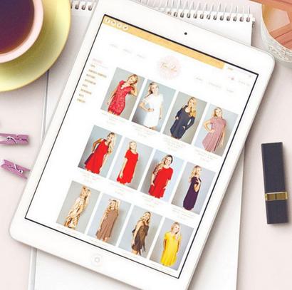 Retail Web Design