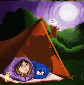 Camping Fears