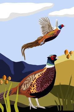 Pheasant Concept Art
