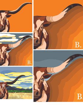 Longhorn Concept Art