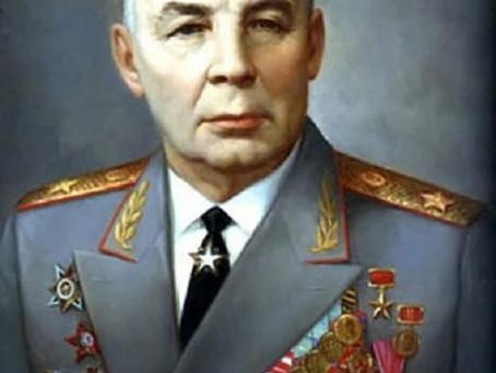 Сегодня 112 лет со дня рождения легендарного командующего ВДВ Василия Маргелова.