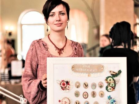 Как мастерская «Дом Северянки» из Орехово-Зуева покорила сердца любителей украшений во всем мире