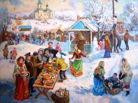 Традиции казаков празднования Рождества Христова.
