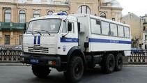 Москва потратит 500 млн рублей на полицейские автозаки
