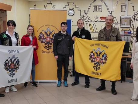 Не словами а делом: Волонтеры собрали более 1000 книг для детей Донбасса