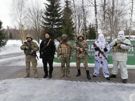 """Прошли очередные ученья ГСО """"РУБИН"""" ОСКБ Георгиевский."""